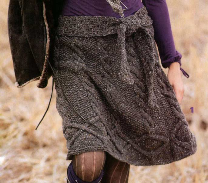 Вязание одежды для грудных детей спицами
