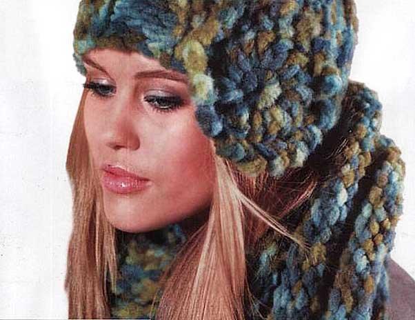 6 вязание шапок