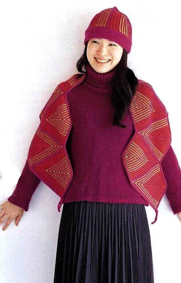 пряжа для вязания детского шарфа